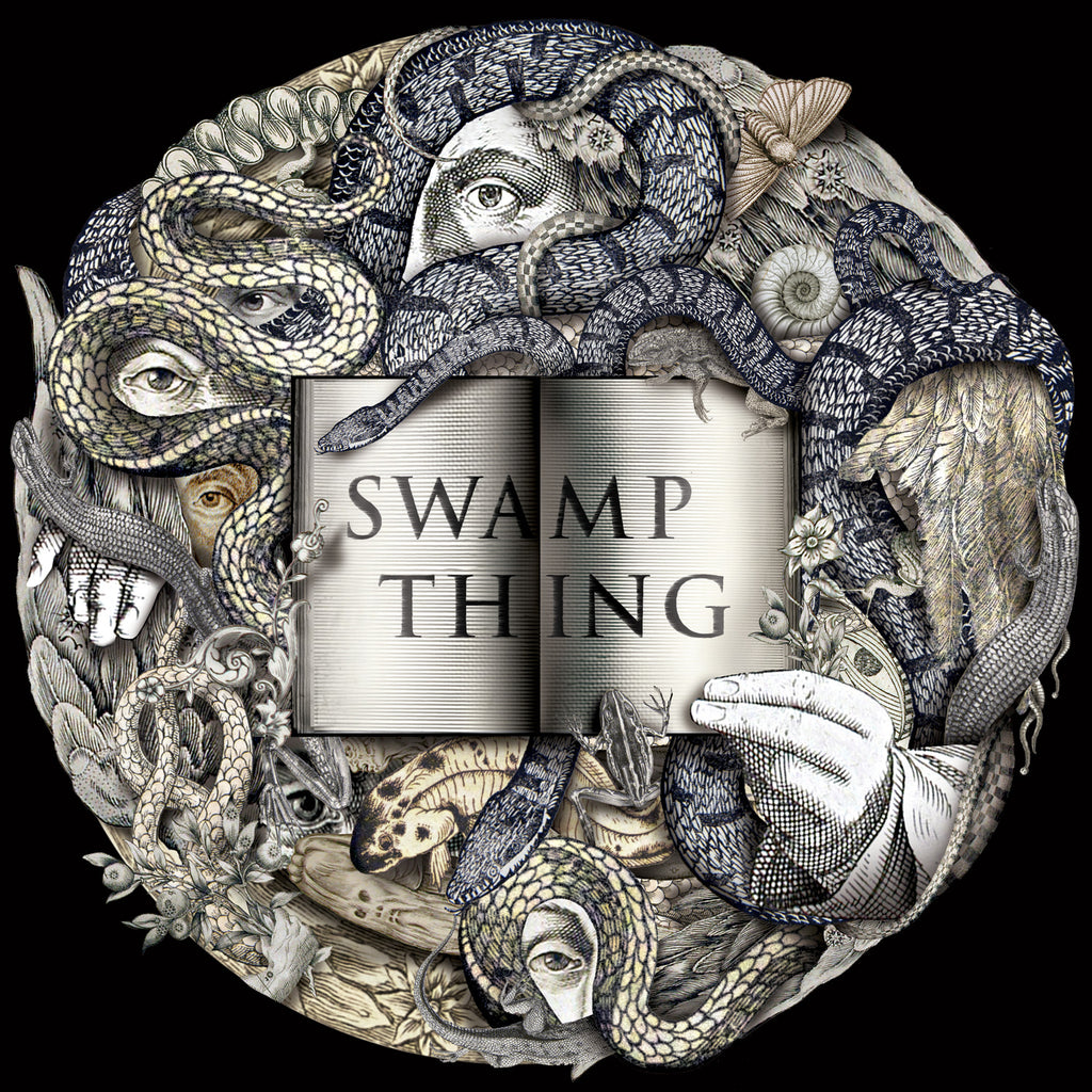 "Swamp Thing ""s/t"" 7"""