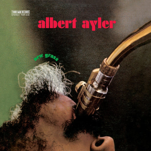 "Albert Ayler ""New Grass"" LP"