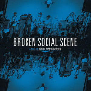 "Broken Social Scene ""Live at Third Man Records"" 12"""