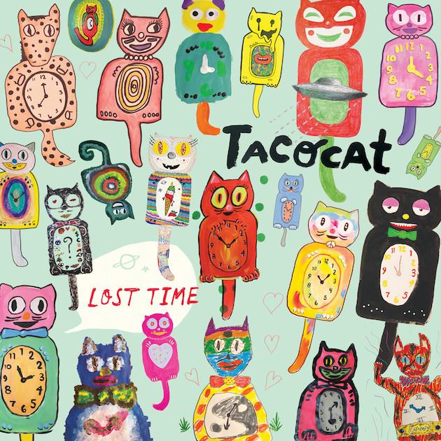 "Tacocat ""Lost Time"" LP"
