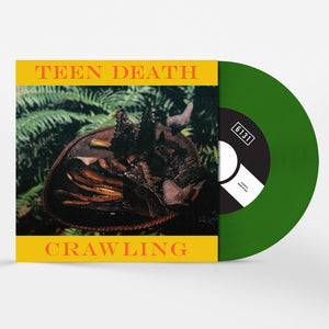 "Teen Death ""Crawling"" 7""/Tape"