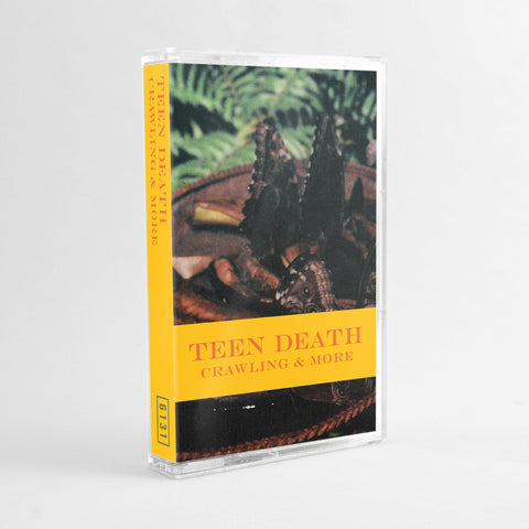 "Teen Death ""Crawling & More"" Tape"