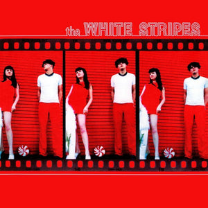 "The White Stripes ""s/t"" LP"