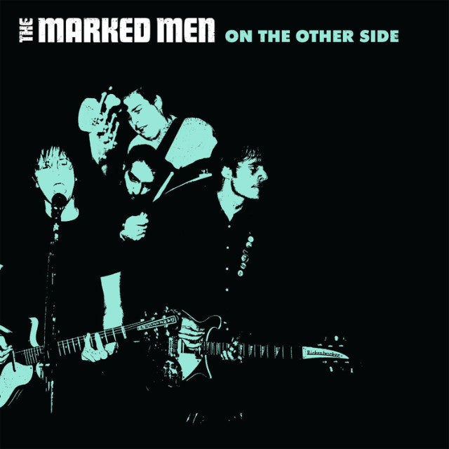 "The Marked Men ""On the Other Side"" LP"