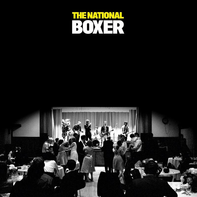 "The National ""Boxer"" LP"