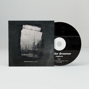 "Thunder Dreamer ""Capture"" LP/CD/Tape"