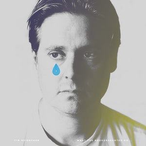 "Tim Heidecker ""What the Brokenhearted Do..."" LP"
