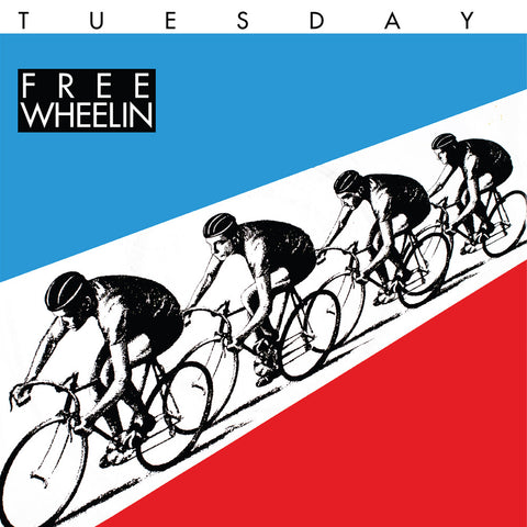 "Tuesday ""Free Wheelin'"" LP"