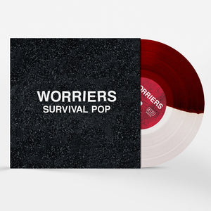 "Worriers ""Survival Pop (Extended Version)"" LP/CD"