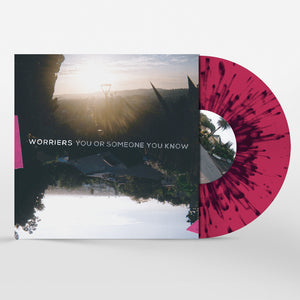"Worriers ""You or Someone You Know"" LP/CD"