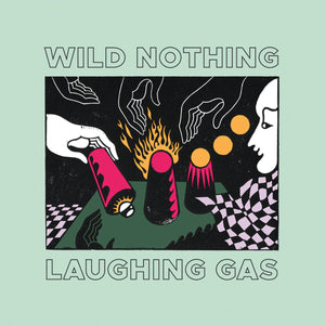"Wild Nothing ""Laughing Gas"" 12"""
