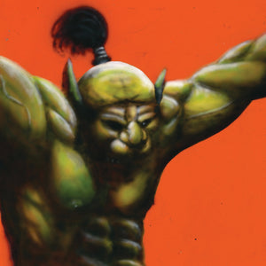 "Oh Sees ""Face Stabber"" 2xLP"
