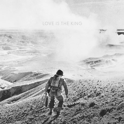 "Jeff Tweedy ""Love is the King"" LP (Clear Vinyl)"