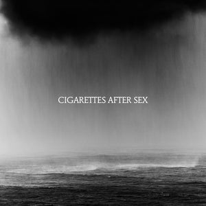"Cigarettes After Sex ""Cry"" LP"
