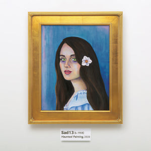 "Sad13 ""Haunted Painting"" LP (Pink Vinyl)"