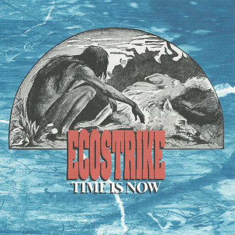"Ecostrike ""Time is Now"" 7"""