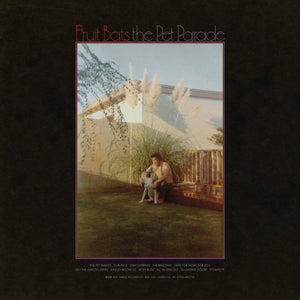 "Fruit Bats ""The Pet Parade"" LP"