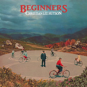 "Christian Lee Hutson ""Beginners"" LP (Maroon Vinyl)"
