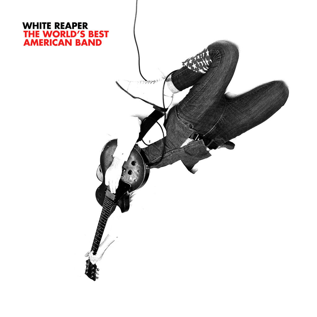 "White Reaper ""The World's Best American Band"" LP"