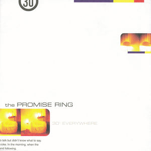 "The Promise Ring ""30 Degrees Everywhere"" LP"