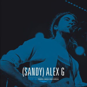 "(Sandy) Alex G ""Live at Third Man Records"" LP"