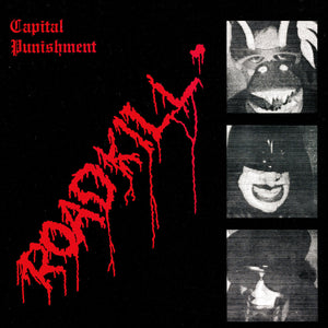 "Capital Punishment ""Roadkill"" LP"