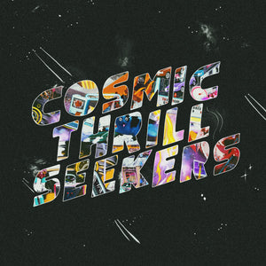"Prince Daddy & The Hyena ""Cosmic Thrill Seekers"" 2xLP"