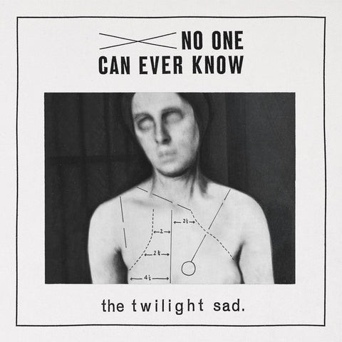 "The Twilight Sad ""No One Can Ever Know"" 2xLP (Burgundy Vinyl)"