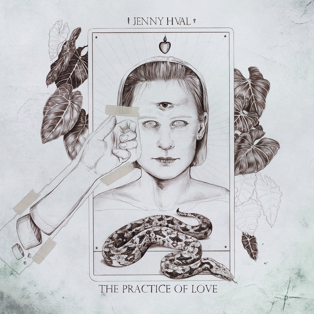 "Jenny Hval ""The Practice of Love"" LP"