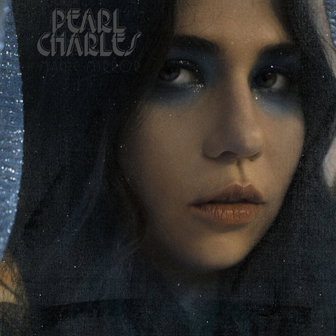 "Pearl Charles ""Magic Mirror"" LP (Blue Vinyl)"