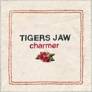 "Tigers Jaw ""Charmer"" LP (Pink/Clear Vinyl)"