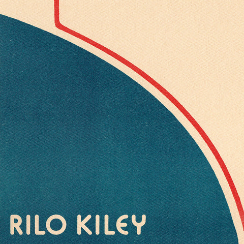 "Rilo Kiley ""s/t"" LP (Light Pink Vinyl)"