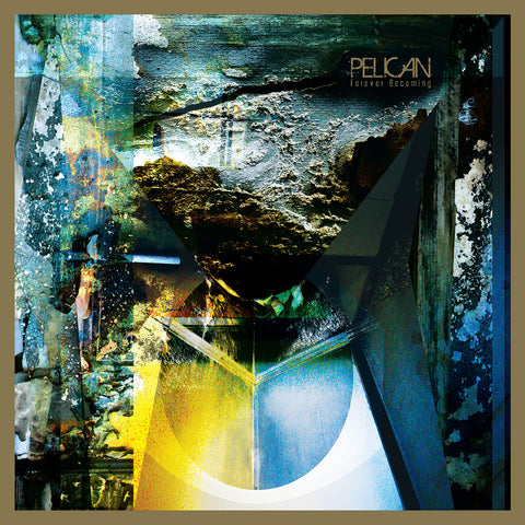 "Pelican ""Forever Becoming"" 2xLP (Clear Vinyl)"