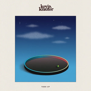 "Kevin Krauter ""Toss Up"" LP"