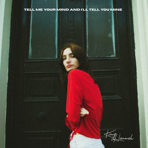"King Hannah ""Tell Me Your Mind and I'll Tell You Mine"" LP (Créme Vinyl)"