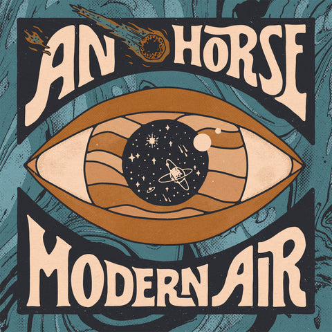 "An Horse ""Modern Air"" LP"