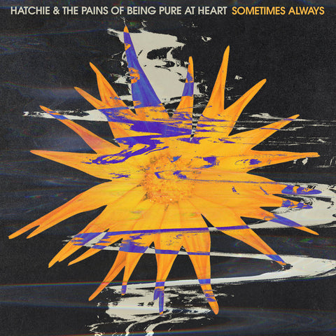 "Hatchie & Pains of Being Pure at Heart ""Sometimes Always"" 7"" (Purple Vinyl)"
