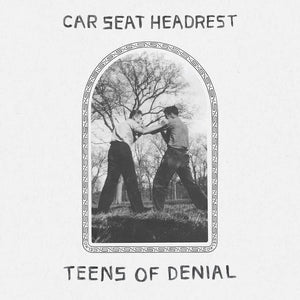 "Car Seat Headrest ""Teens of Style"" LP"