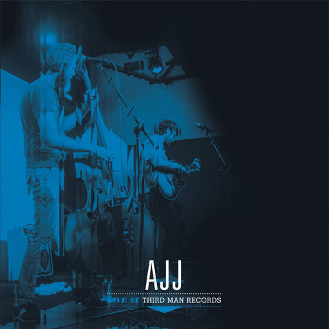 "AJJ ""Live at Third Man Records"" LP"