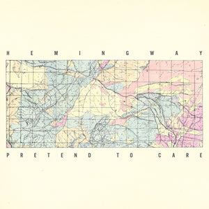 "Hemingway ""Pretend To Care"" LP"