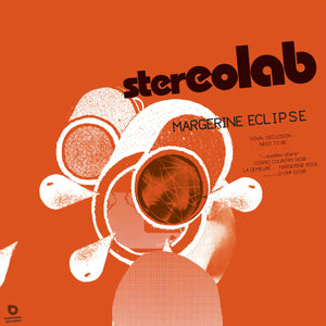 "Stereolab ""Margerine Eclipse (Remastered)"" 3xLP"