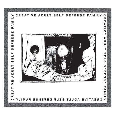 "Self Defense Family / Creative Adult ""Split"" 7"""