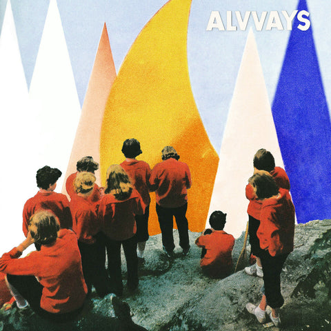 "Alvvays ""Antisocialites"" LP"