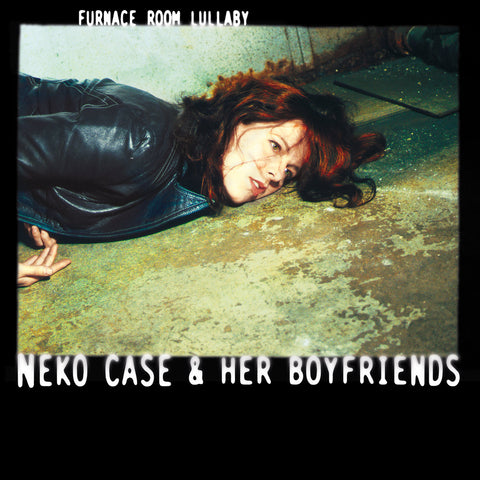 "Neko Case ""Furnace Room Lullaby (20th Anniversary)"" LP (Turquoise Vinyl)"