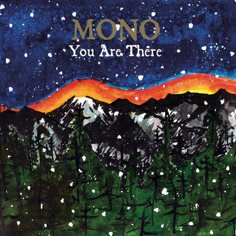 "Mono ""You Are There"" 2xLP"