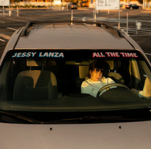 "Jessy Lanza ""All The Time"" LP (Turquoise Vinyl)"