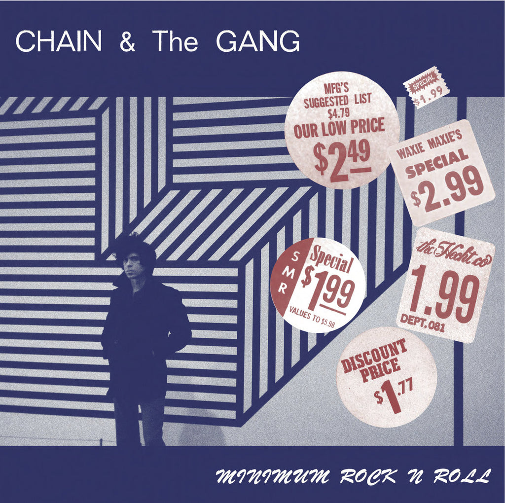 "Chain and The Gang ""In Cold Blood"" LP"