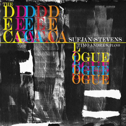 "Sufjan Stevens & Timo Andres ""The Decalogue"" LP"