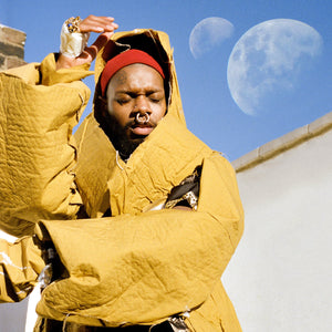 "serpentwithfeet ""soil"" LP (Yellow Vinyl)"