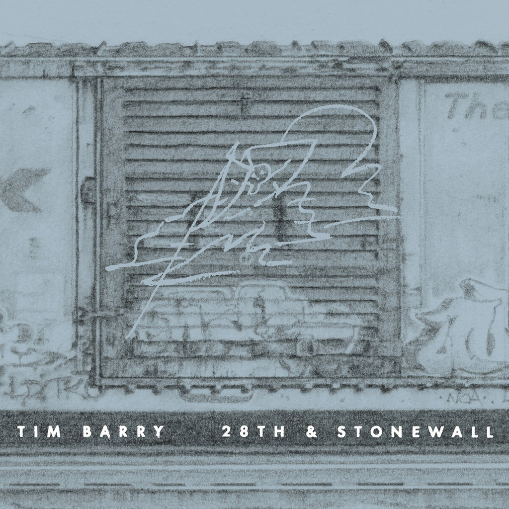 "Tim Barry ""28th and Stonewall"" LP"